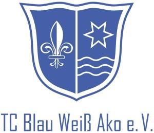 Logo TC Blau Weiss AKO