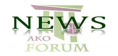 News Button AKO-Forum grün2