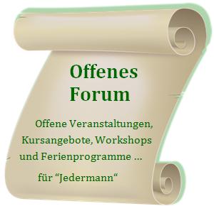 001 Button - Offenes Forum