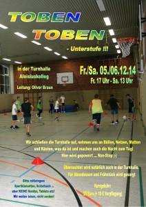 Toben-Toben-Unterstufe