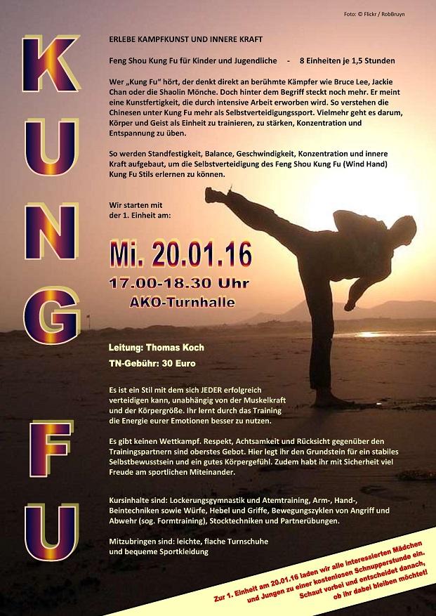 Kung Fu - Jan. 16